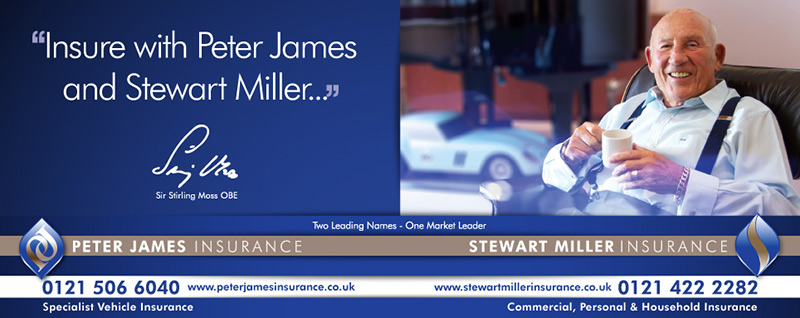 Insure with Peter James