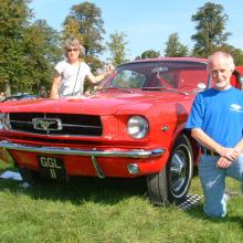 Lots of lovely classics at Blenheim Palace