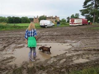 The rally site four years ago; now Melford Rally has been cancelled again.