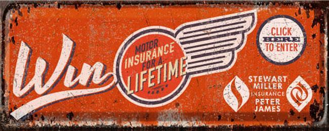 WIN Motor Insurance for a Lifetime!