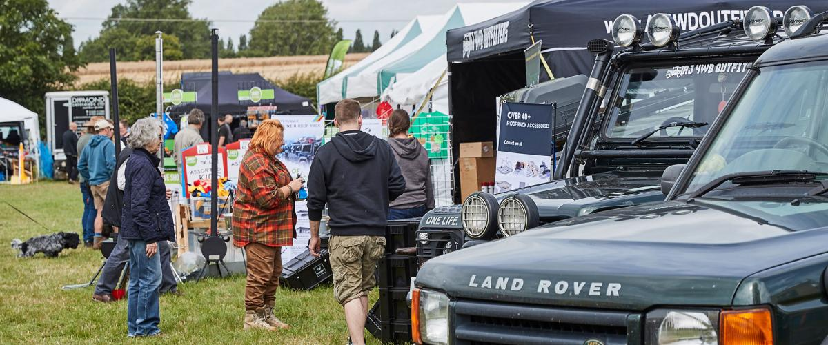 The Billing Off Road Show