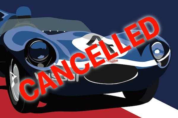 2019 Motorfest International Sports Car Classic Show Cancelled