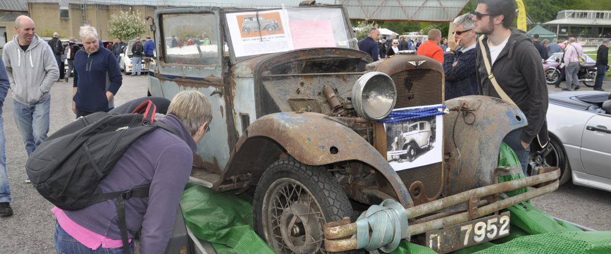 The Automart always turns up some interesting finds!